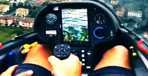 Bezpieczne lądowanie szybowcem, oczami pilota