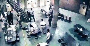 Bójka w więzieniu