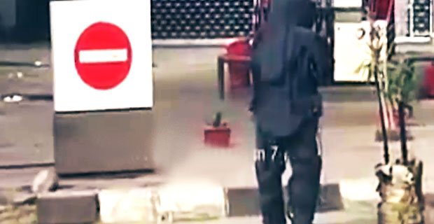 Bomba eksplodowała podczas próby rozbrojenia
