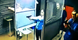 Samobójstwo na strzelnicy